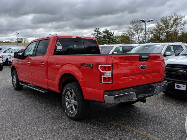 2020 F-150 SuperCrew Cab 4x4, Pickup #50535 - photo 2
