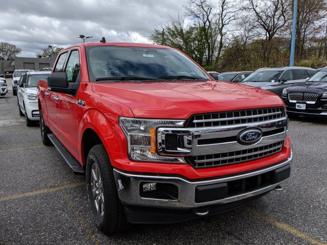 2020 F-150 SuperCrew Cab 4x4, Pickup #50535 - photo 4