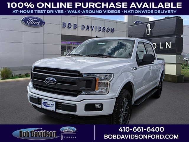 2020 F-150 SuperCrew Cab 4x4, Pickup #50583 - photo 1