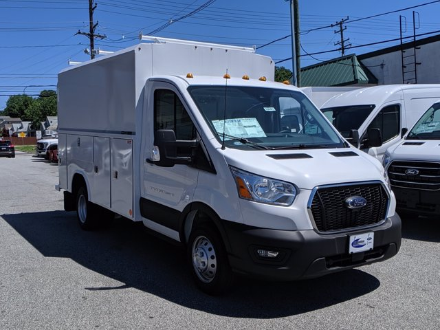 2020 Ford Transit 350 HD DRW RWD, Reading Aluminum CSV Service Utility Van #50591 - photo 4