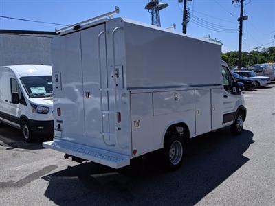 2020 Ford Transit 350 HD DRW RWD, Reading Aluminum CSV Service Utility Van #50591 - photo 3