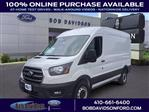 2020 Ford Transit 350 Med Roof RWD, Empty Cargo Van #50625 - photo 1
