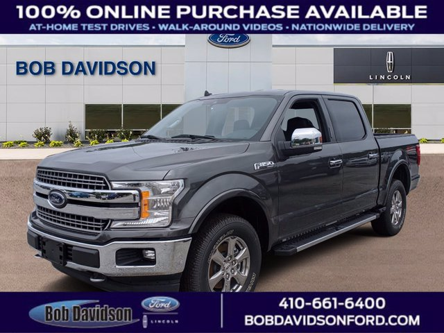 2020 Ford F-150 SuperCrew Cab 4x4, Pickup #50626 - photo 1