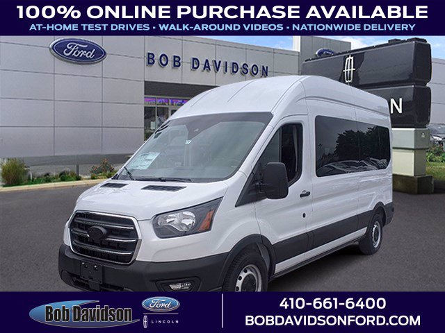 2020 Ford Transit 350 High Roof RWD, Passenger Wagon #50628 - photo 1