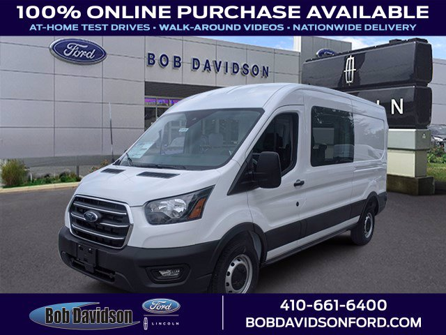 2020 Ford Transit 250 Med Roof RWD, Crew Van #50646 - photo 1