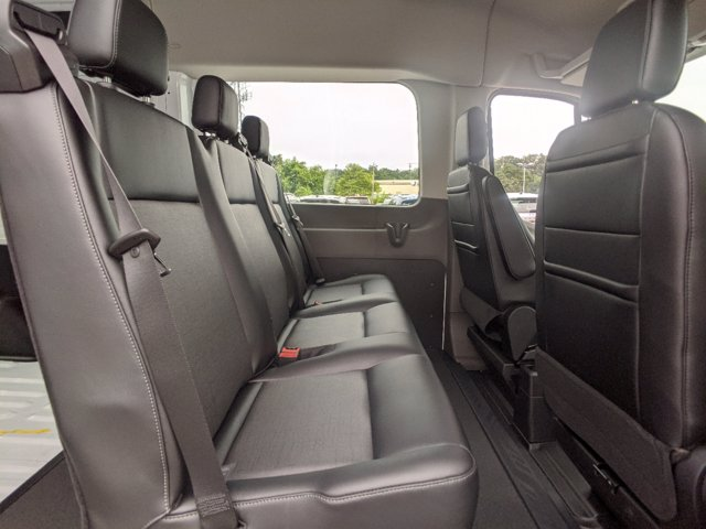2020 Ford Transit 250 Med Roof RWD, Empty Cargo Van #50653 - photo 8