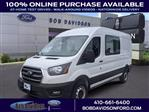 2020 Ford Transit 250 Med Roof RWD, Empty Cargo Van #50653 - photo 1