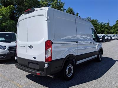 2020 Ford Transit 250 Med Roof RWD, Empty Cargo Van #50654 - photo 4