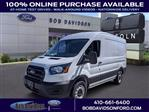 2020 Ford Transit 250 Med Roof RWD, Empty Cargo Van #50654 - photo 1
