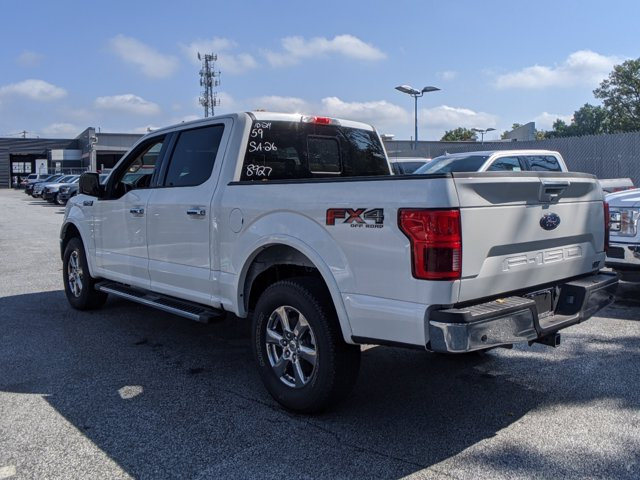 2020 Ford F-150 SuperCrew Cab 4x4, Pickup #50664 - photo 2