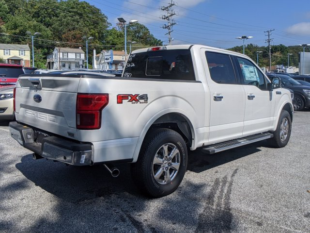 2020 Ford F-150 SuperCrew Cab 4x4, Pickup #50664 - photo 3