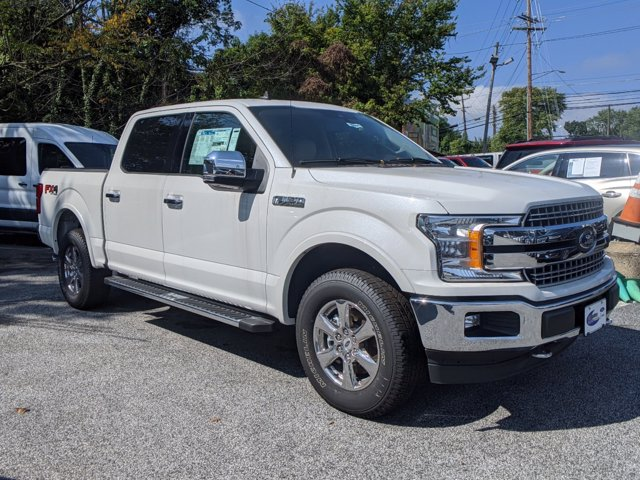 2020 Ford F-150 SuperCrew Cab 4x4, Pickup #50664 - photo 4