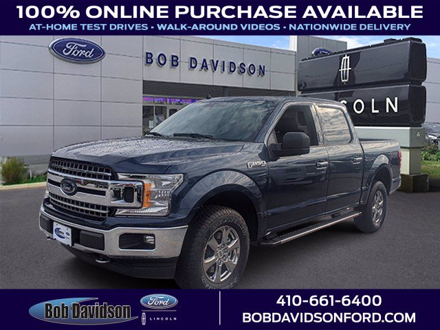 2020 Ford F-150 SuperCrew Cab 4x4, Pickup #50677 - photo 1