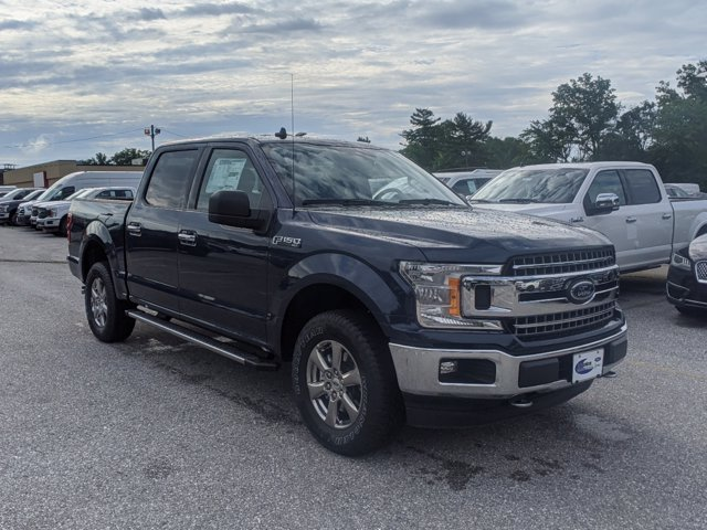 2020 Ford F-150 SuperCrew Cab 4x4, Pickup #50677 - photo 4