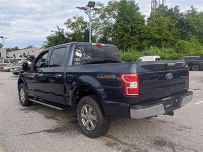 2020 Ford F-150 SuperCrew Cab 4x4, Pickup #50677 - photo 2