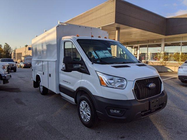 2020 Ford Transit 350 4x2, Reading Aluminum CSV Service Utility Van #50678 - photo 4