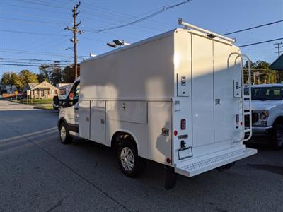 2020 Ford Transit 350 4x2, Reading Aluminum CSV Service Utility Van #50678 - photo 2