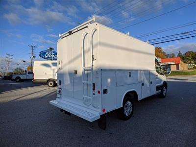 2020 Ford Transit 350 4x2, Reading Aluminum CSV Service Utility Van #50678 - photo 3