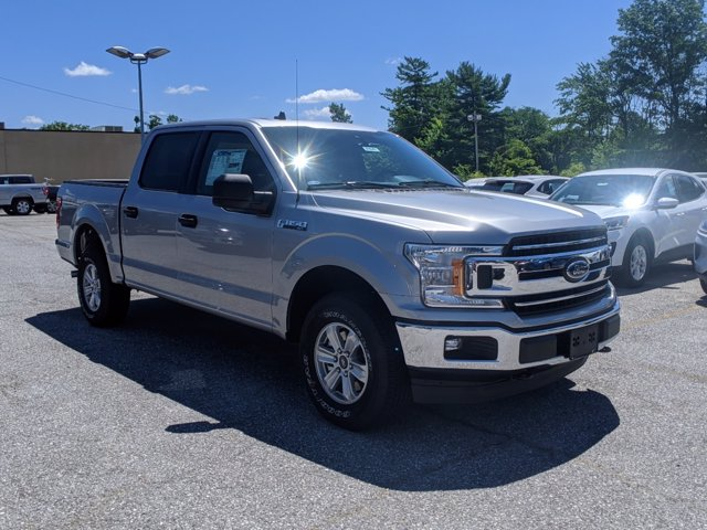 2020 Ford F-150 SuperCrew Cab 4x4, Pickup #50687 - photo 4