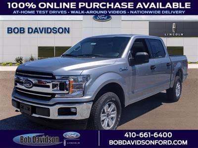 2020 Ford F-150 SuperCrew Cab 4x4, Pickup #50687 - photo 1
