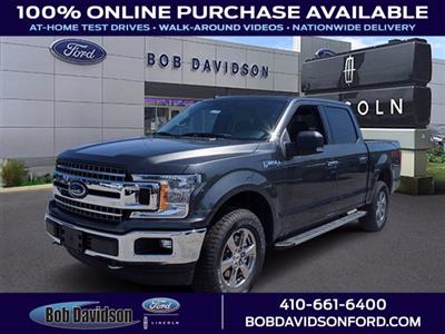 2020 Ford F-150 SuperCrew Cab 4x4, Pickup #50708 - photo 1