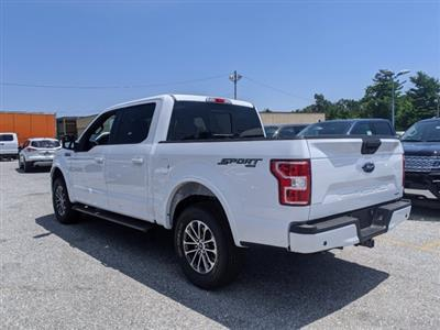 2020 Ford F-150 SuperCrew Cab 4x4, Pickup #50710 - photo 2
