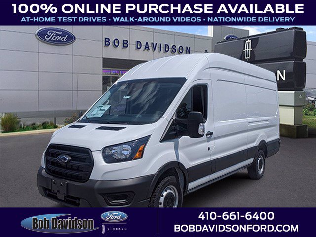 2020 Ford Transit 250 High Roof RWD, Empty Cargo Van #50714 - photo 1