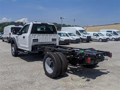 2020 Ford F-550 Regular Cab DRW 4x2, Cab Chassis #50737 - photo 2