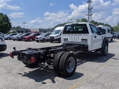 2020 Ford F-550 Regular Cab DRW 4x2, Cab Chassis #50737 - photo 3
