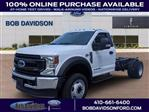 2020 Ford F-550 Regular Cab DRW 4x2, Cab Chassis #50738 - photo 1