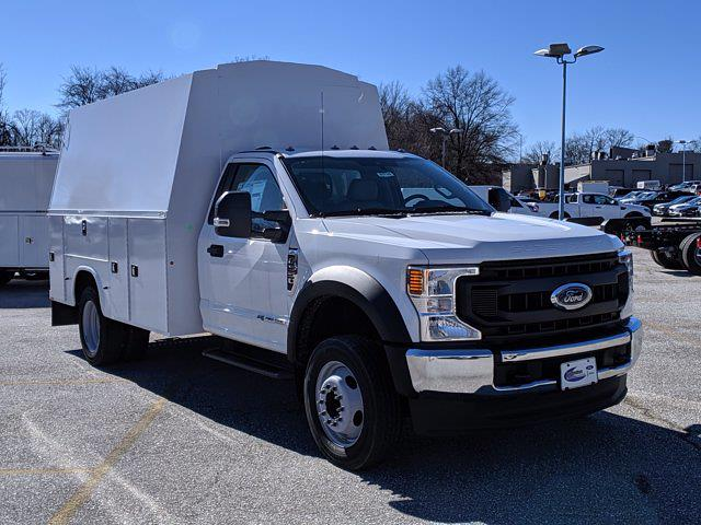 2020 Ford F-550 Regular Cab DRW 4x2, Cab Chassis #50739 - photo 4