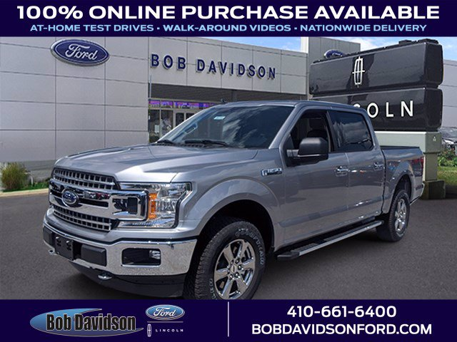 2020 Ford F-150 SuperCrew Cab 4x4, Pickup #50754 - photo 1