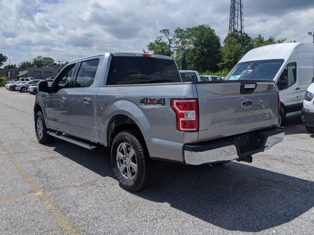 2020 Ford F-150 SuperCrew Cab 4x4, Pickup #50754 - photo 2