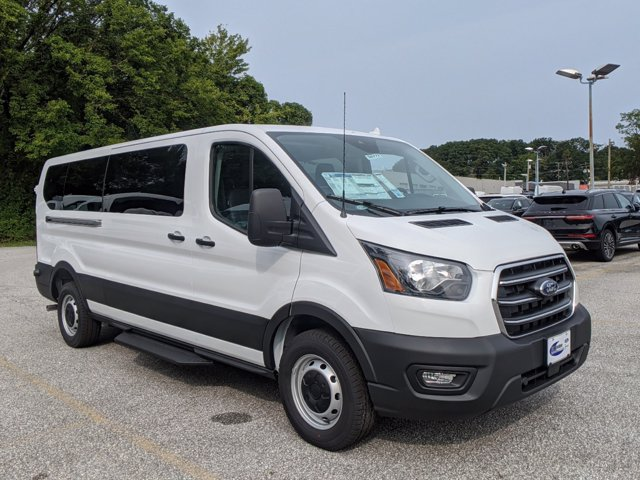 2020 Ford Transit 350 Low Roof RWD, Passenger Wagon #50772 - photo 4
