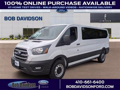 2020 Ford Transit 350 Low Roof RWD, Passenger Wagon #50772 - photo 1
