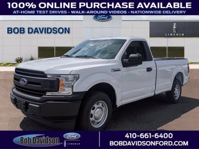 2020 Ford F-150 Regular Cab 4x2, Pickup #50788 - photo 1