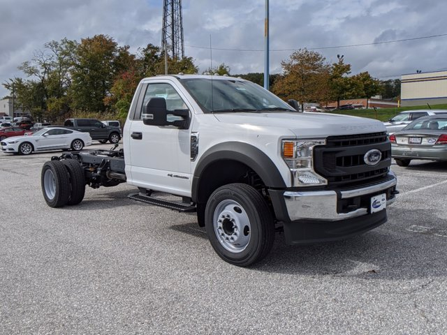 2020 Ford F-550 Regular Cab DRW 4x2, Cab Chassis #50795 - photo 4