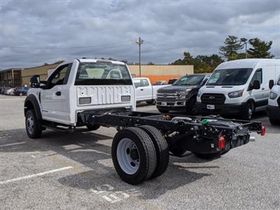 2020 Ford F-550 Regular Cab DRW 4x2, Cab Chassis #50795 - photo 2