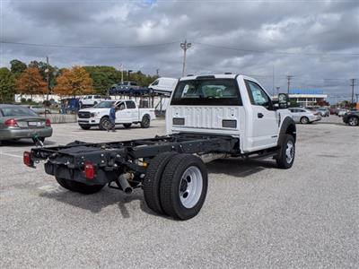 2020 Ford F-550 Regular Cab DRW 4x2, Cab Chassis #50795 - photo 3