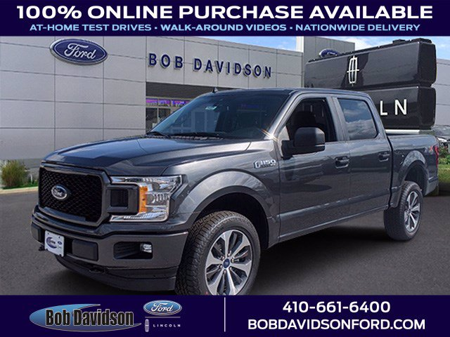 2020 Ford F-150 SuperCrew Cab 4x4, Pickup #50805 - photo 1