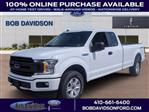 2020 Ford F-150 Super Cab 4x4, Pickup #50810 - photo 1
