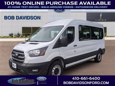 2020 Ford Transit 350 Med Roof RWD, Passenger Wagon #50845 - photo 1