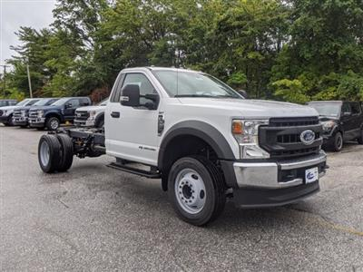 2020 Ford F-550 Regular Cab DRW 4x2, Cab Chassis #50867 - photo 4