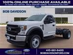 2020 Ford F-550 Regular Cab DRW 4x2, Cab Chassis #50867 - photo 1