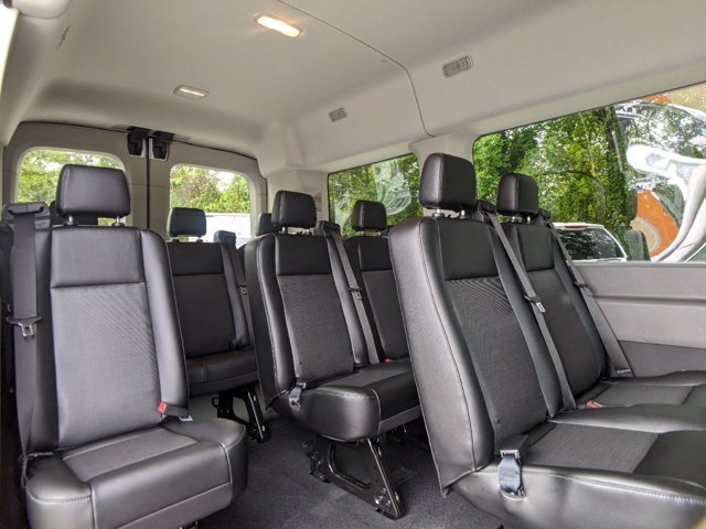 2020 Ford Transit 150 Med Roof RWD, Passenger Wagon #50898 - photo 8