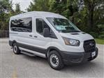 2020 Ford Transit 150 Med Roof RWD, Passenger Wagon #50898 - photo 4