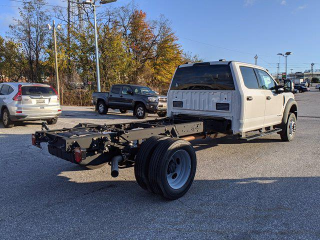 2020 Ford F-550 Crew Cab DRW 4x4, Cab Chassis #50909 - photo 4