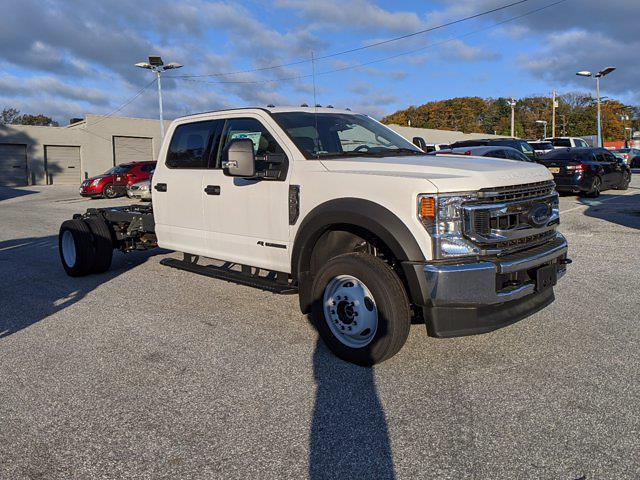 2020 Ford F-550 Crew Cab DRW 4x4, Cab Chassis #50909 - photo 5