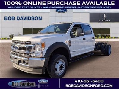 2020 Ford F-550 Crew Cab DRW 4x4, Cab Chassis #50909 - photo 1