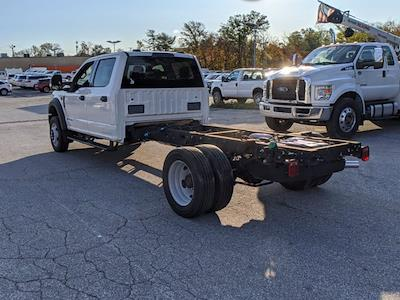 2020 Ford F-550 Crew Cab DRW 4x4, Cab Chassis #50909 - photo 2